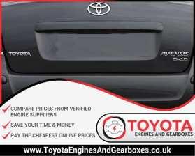 Buy Toyota Avensis Diesel Engines
