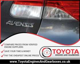 Buy Toyota Avensis Engines