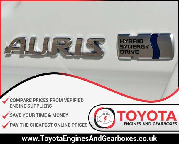 Buy Toyota Auris Diesel Engines