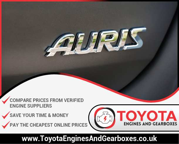 Buy Toyota Auris Engines