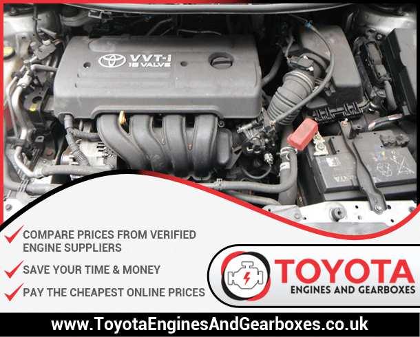 Toyota Auris Engine Price