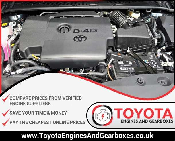 Toyota Avensis Diesel Engine Price