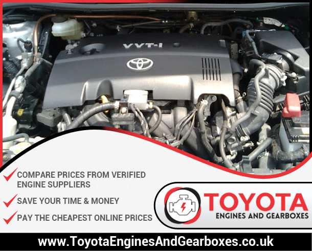 Toyota Avensis Engine Price