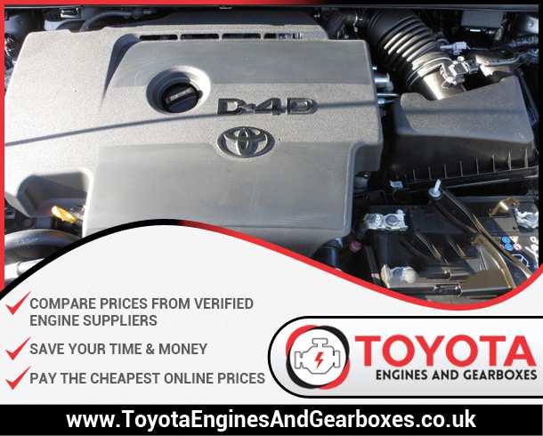 Toyota Avensis Verso Diesel Engine Price
