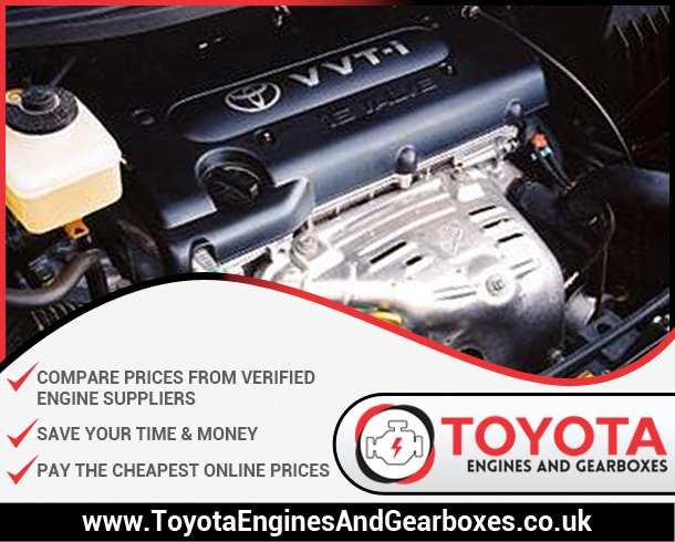 Toyota Avensis Verso Engine Price