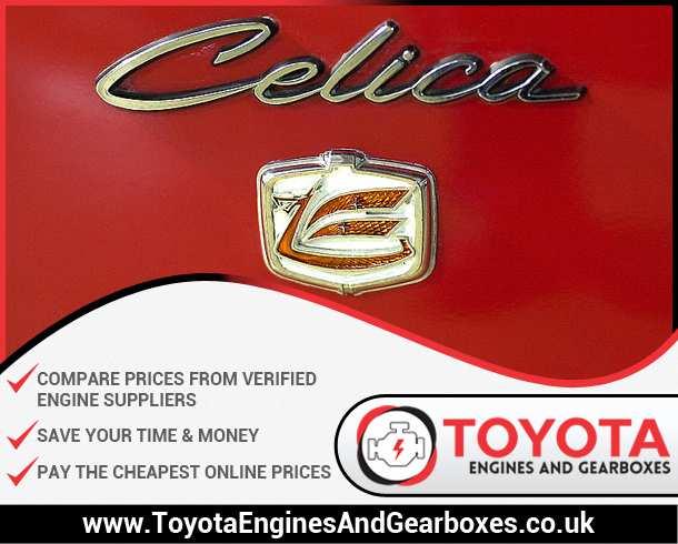 Buy Toyota Celica Engines