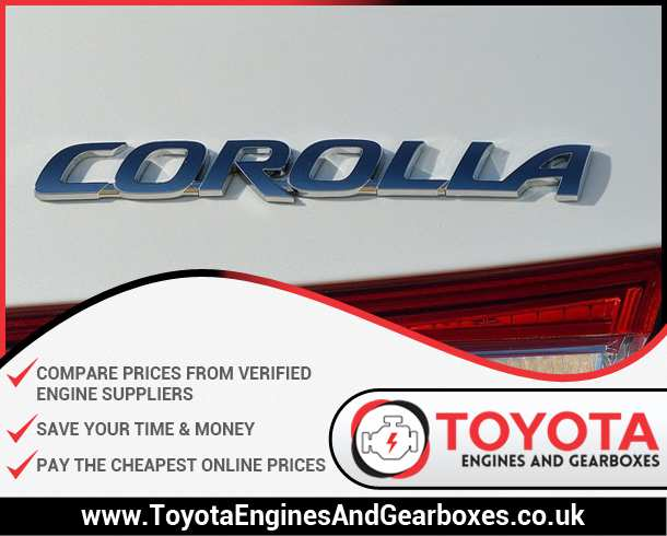 Buy Toyota Corolla Diesel Engines
