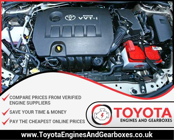 Toyota Corolla Engine Price
