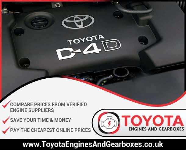 Toyota Corolla Verso Diesel Engine Price