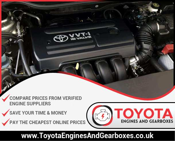 Toyota Corolla Verso Engine Price