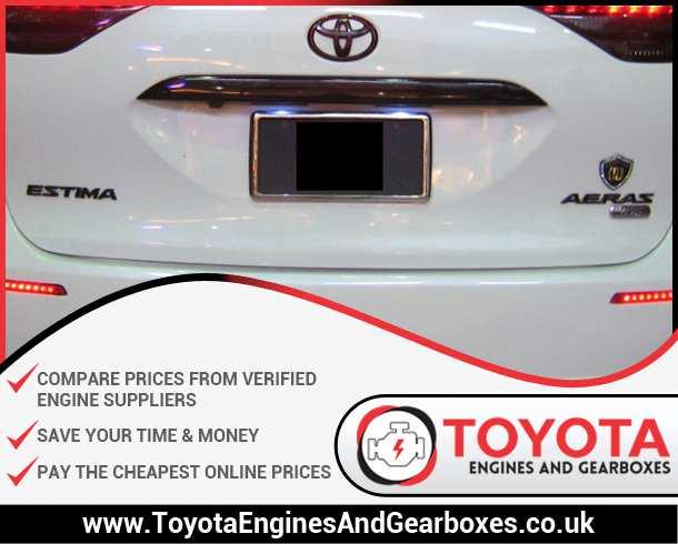 Buy Toyota Estima Diesel Engines
