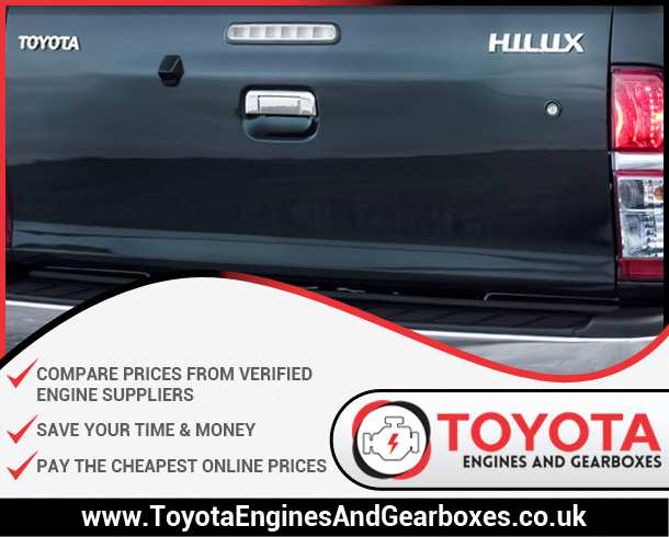 Buy Toyota Hilux Diesel Pick Up Engines
