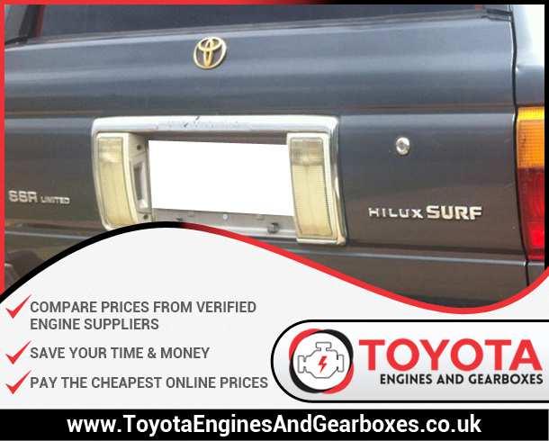 Buy Toyota Hilux Surf Diesel Engines