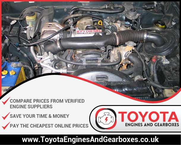 Toyota Hilux Surf Diesel Engine Price