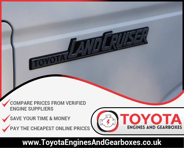 Buy Toyota Landcruiser Diesel Engines