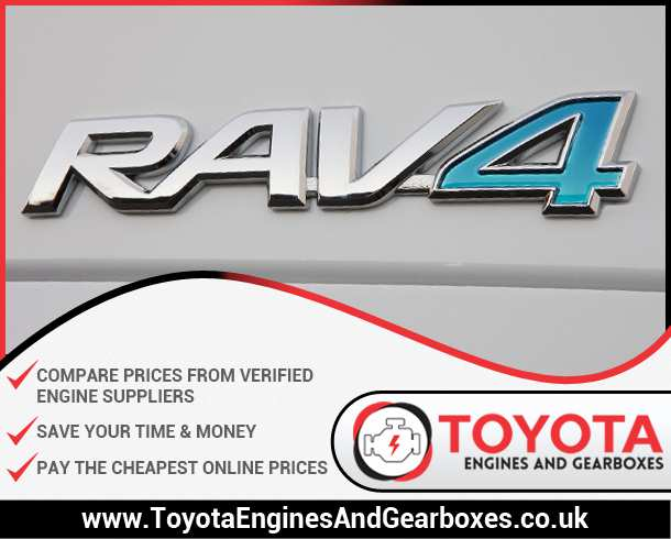 Buy Toyota RAV4  Diesel Engines