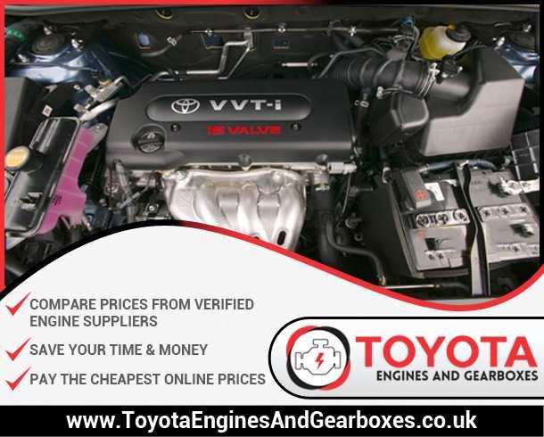 Toyota RAV4 Engine Price