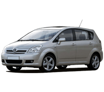 Used Toyota Corolla Verso Diesel Engine For Sale