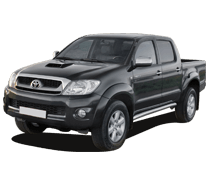 Used Toyota Hilux Diesel Pick Up Engine For Sale