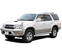 Used Toyota Hilux Surf Diesel Engine For Sale