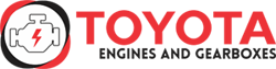Toyota Engines & Gearboxes Logo